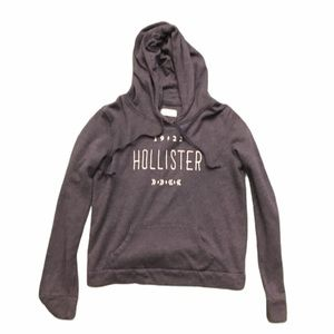 HOLLISTER hoodie women's large